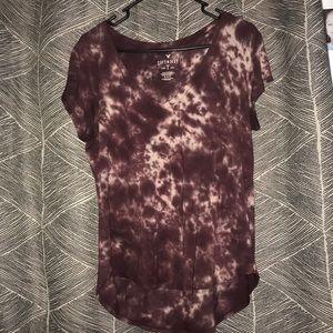 AEO Soft&Sexy V-Neck Shirt